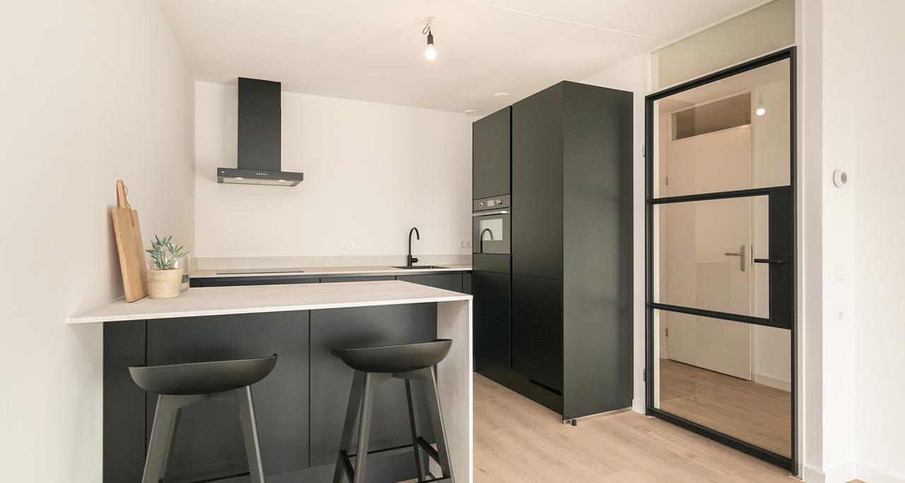 Snel en eenvoudig een strakke nieuwe look in huis home deco
