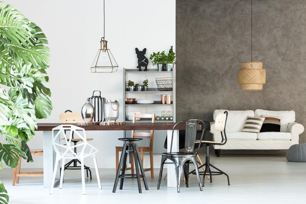 Maak je eetkamer sfeervol met een hanglamp home deco alles